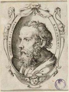 Ritratto di Achille Bocchi