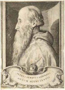 Ritratto di Pietro Bembo